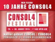 10 JAHRE CONSOL4 in Gelsenkirchen